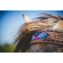 Reno Headstall and Breast Collar Set
