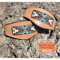 Pueblo Beaded Hobble Straps