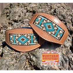 Sedona Beaded Hobble Straps