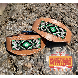 Baja Beaded Hobble Straps
