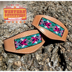 Yuma Beaded Hobble Straps