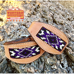 Albuquerque Beaded Hobble Straps