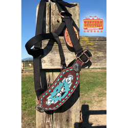 Thunderbird Beaded Halter