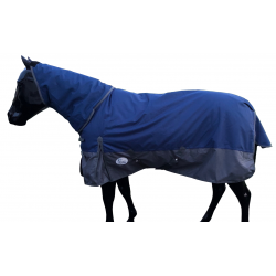 1200 Denier Ripstop Waterproof Winter Blanket with Full Neck Hood