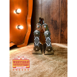 Mohave Beaded Stirrups