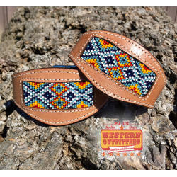 Laredo Beaded Hobble Straps