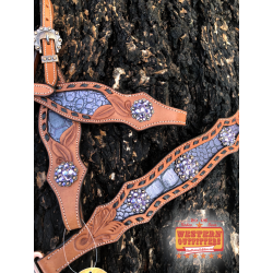 Cartwright Headstall and Breast Collar Set