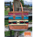 Cussin' Cowgirl Tote Bag