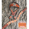Squash Blossom Headstall and Thin Tripping Collar Set