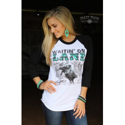 "Crazy Train ""Waitin' on Lane"" T-Shirt"
