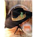 Gunsmoke Headstall and Breast Collar Set