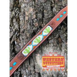 Saguaro Beaded Wither Strap
