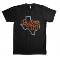 """Dale Brisby """"Rodeo Time"""" Neon Men's T-Shirt"""