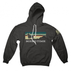 "Dale Brisby ""Rodeo Time"" Sunset Hoodie"
