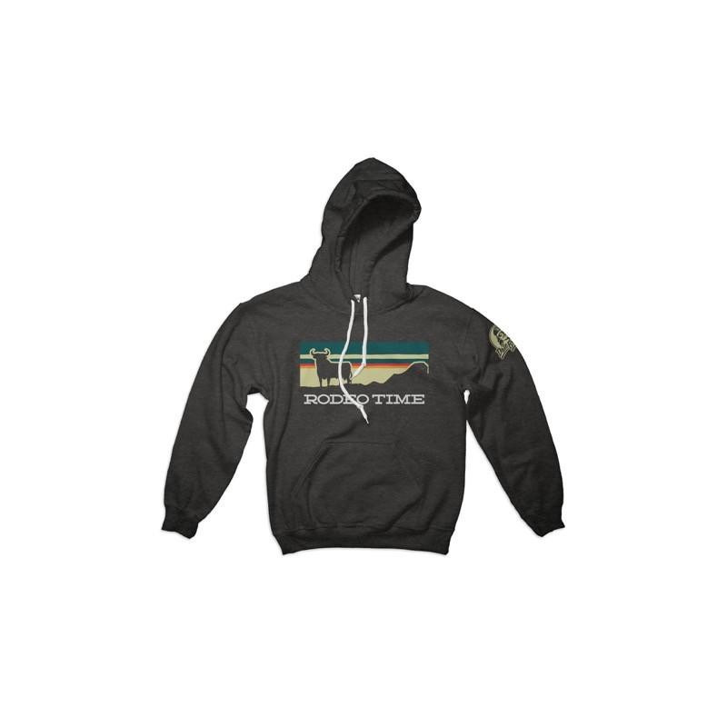 """Dale Brisby """"Rodeo Time"""" Sunset Hoodie"""