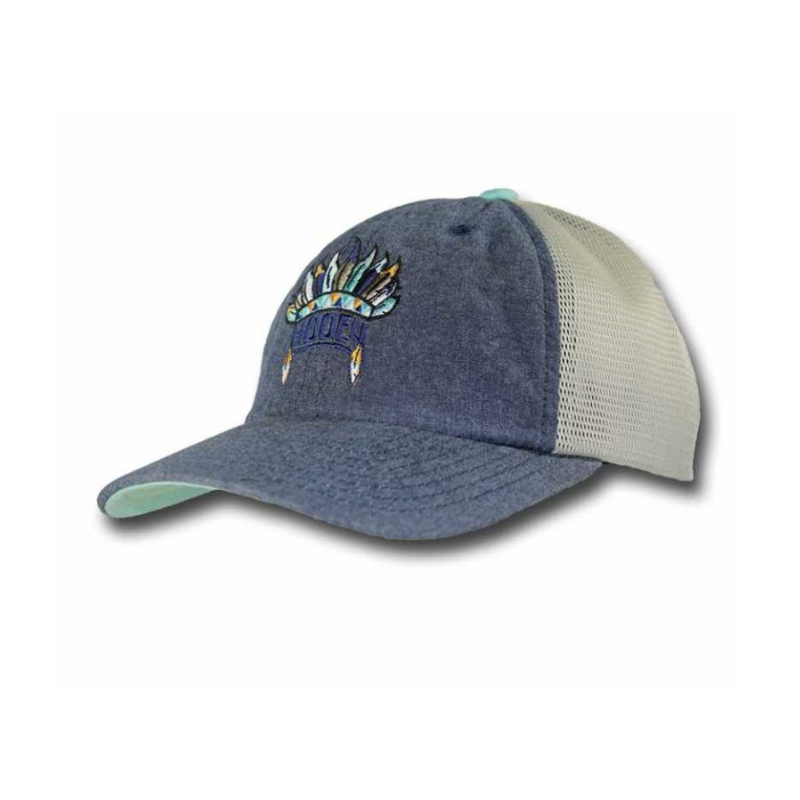 Hooey Head Dress Ladies Cap