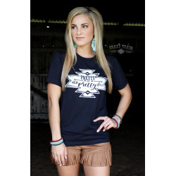 "Crazy Train ""Pretty Is"" T-Shirt"