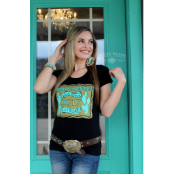 "Crazy Train ""Gold Buckle"" T-Shirt"