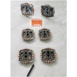 1200 Denier Aztec Circle Ripstop Waterproof Winter Blanket