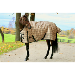 1200 Denier plaid Ripstop Waterproof Winter Blanket