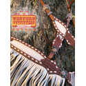 Cattle Kate Fringe Headstall and Breast Collar Set