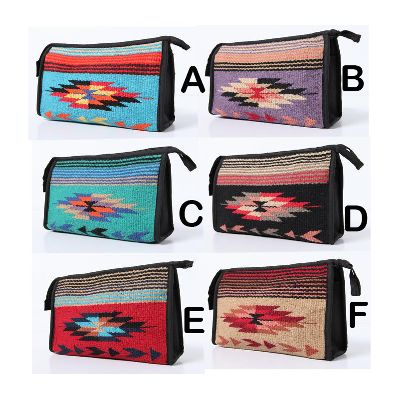 Navaho Makeup Bag