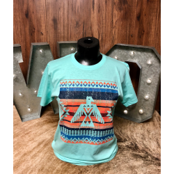Mint Thunderbird T-Shirt