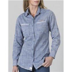Rust Serape Cowskull T-Shirt