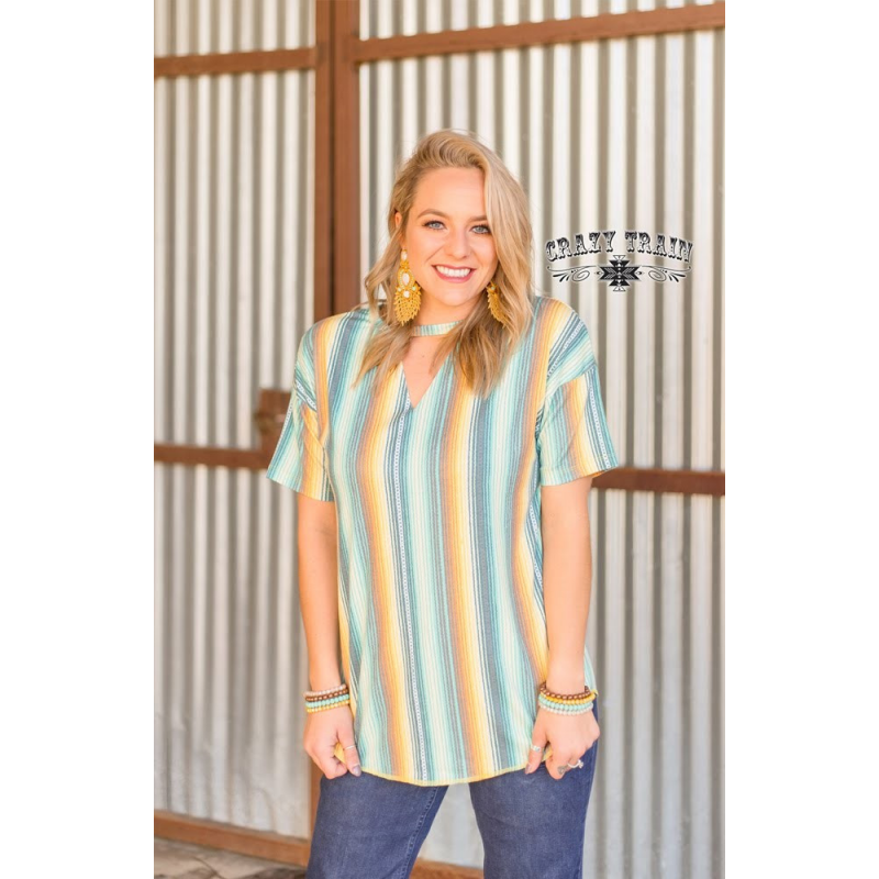 Seminole V-Neck Shirt