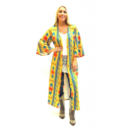 Feather Navaho Duster