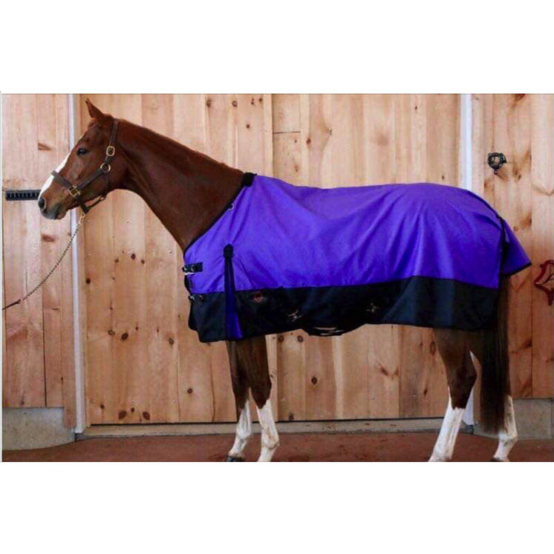 1200 Denier Purple Waterproof Rain Sheet