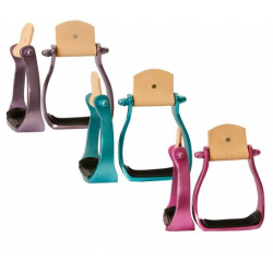 Coloured Stirrups