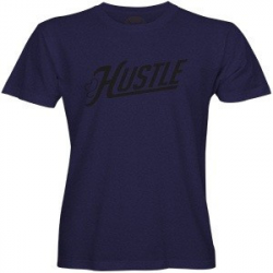 "Hooey ""Hustle"" Blue Men's T-Shirt"