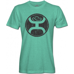 "Hooey ""2.0"" Turquoise YOUTH T-Shirt"