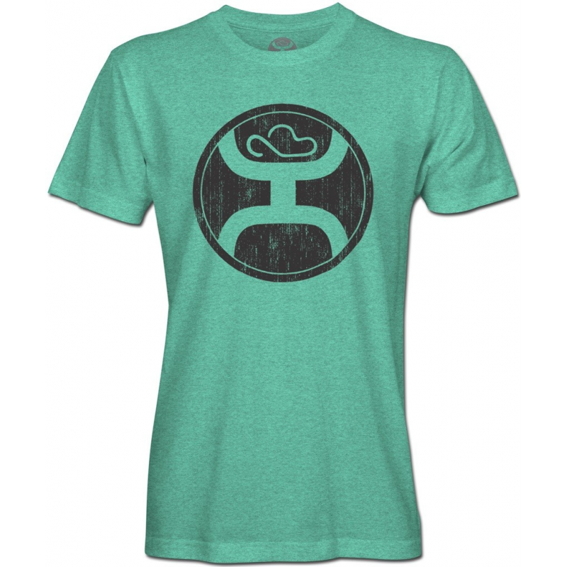 """Hooey """"2.0"""" Turquoise YOUTH T-Shirt"""