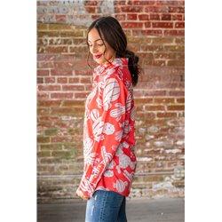 Antique Silver Cactus Concho