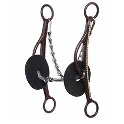 Rope Rein : Poly Rope Black