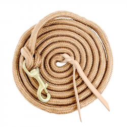 Nylon Lead Rope with...