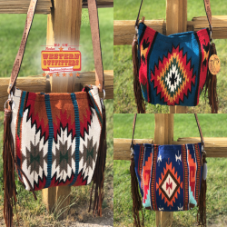 Cussin' Cowgirl Shawnee Purse