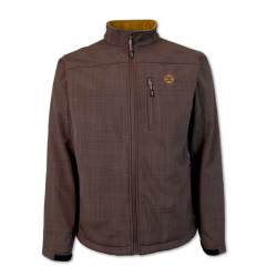 Mens Hooey Jacket, Brown