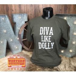 Diva Like Dolly T-Shirt