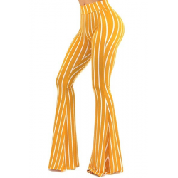 """Mellow Yellow"" Striped..."