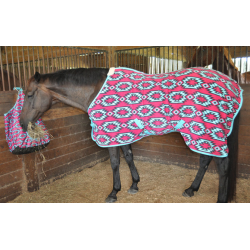 Aztec Fleece Cooler
