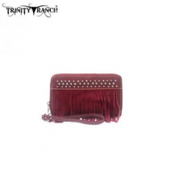 Trinity Ranch Fringe Wallet...