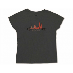 Hooey Red Rocks Ladies T-Shirt