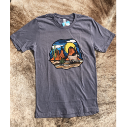Desert Wild Wind T-Shirt