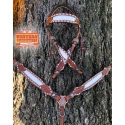 Cattle Kate Headstall and...