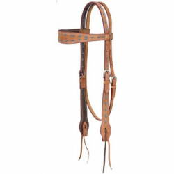 Medina Rough Out Headstall
