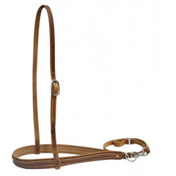 Heavy leather Noseband and...
