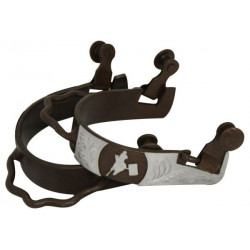 Barrel Racer Bumper Spurs